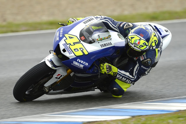 Valentino Rossi, living legend