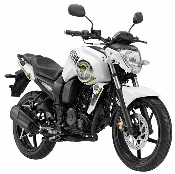 Yamaha Byson 2013 2014 Striping Warna Baru Putih