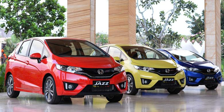 Honda Jazz, raja hatcback Indonesia