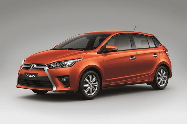 Toyota Yaris (pict by : http://cdn.pinthiscars.com)