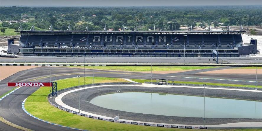 Sirkuit Buriram - Thailand
