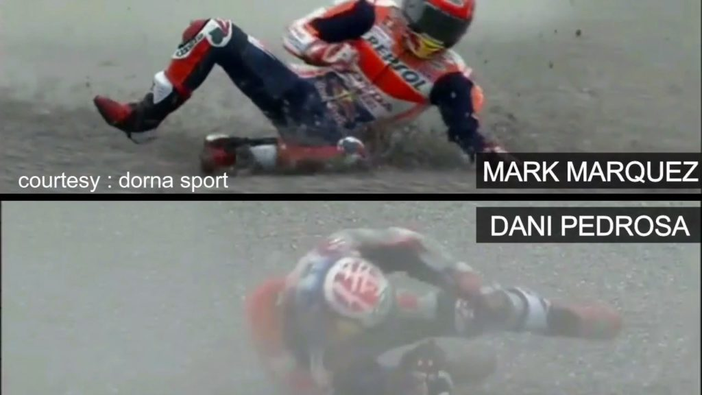 Duo Repsol Crash sukanyamotor
