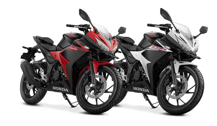All New Honda CBR150R tetap tegar