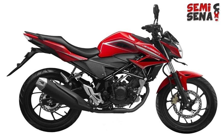 Honda CB150R Sreetfiret