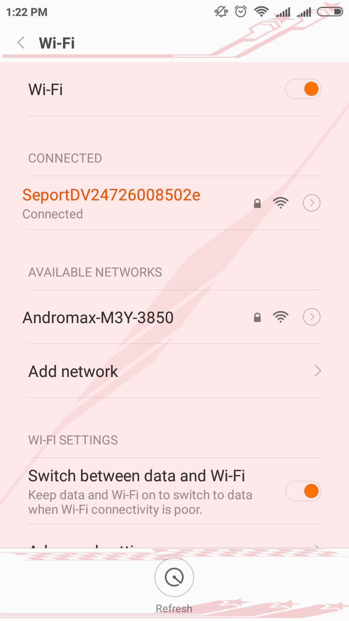 Action Cam KOGAN 12MP wifi sudah terbaca secara system