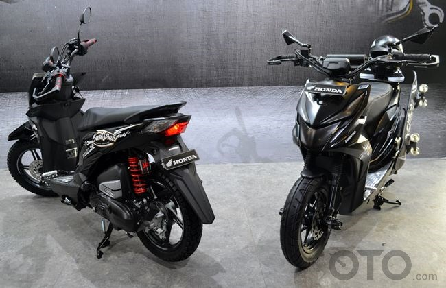 Penjualan Honda BeAT Stree mengungguli penjualan Yamaha X-Ride (pict oto.com)