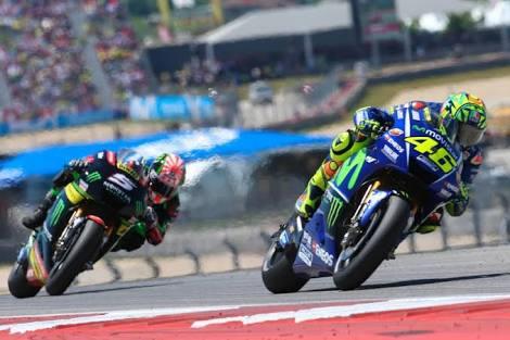 MotoGP 2017 Super Seru, Empat Rider Silih Berganti Pimpin Klasemen Sementara