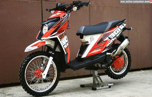 Yamaha X-Ride akan mengalami update mayor (pict motorplus-online.com)