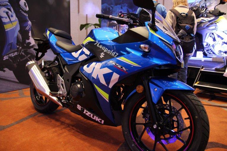 Suzuki GSX R250 MY2017 (pict by 7leopold7.com)
