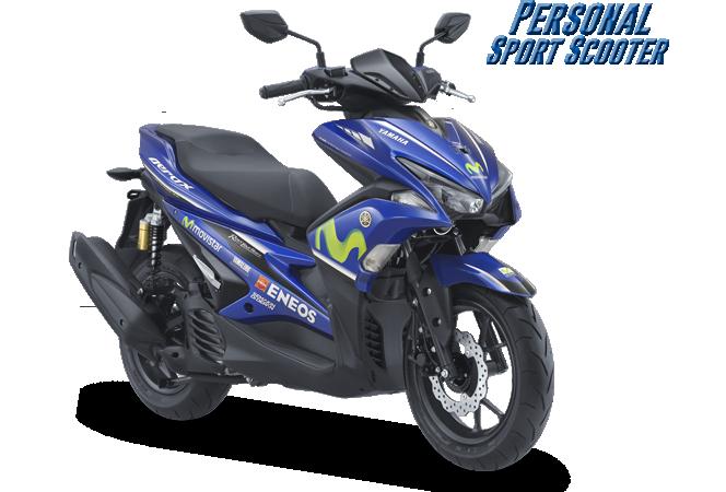 Yamaha Aerox 155, mendefinisikan kembali selera matik Indonesia