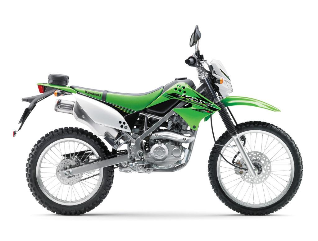 Kawasaki KLX150 bakalan ngos-ngosan