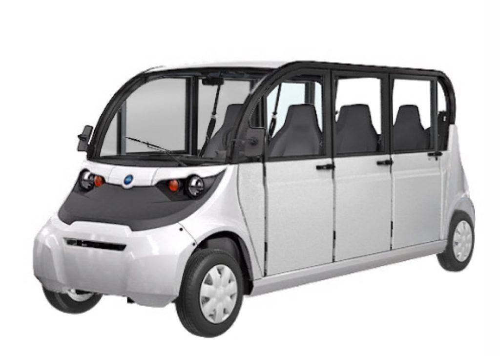 May Mobility, Konsep aplikasi mobil autonomous