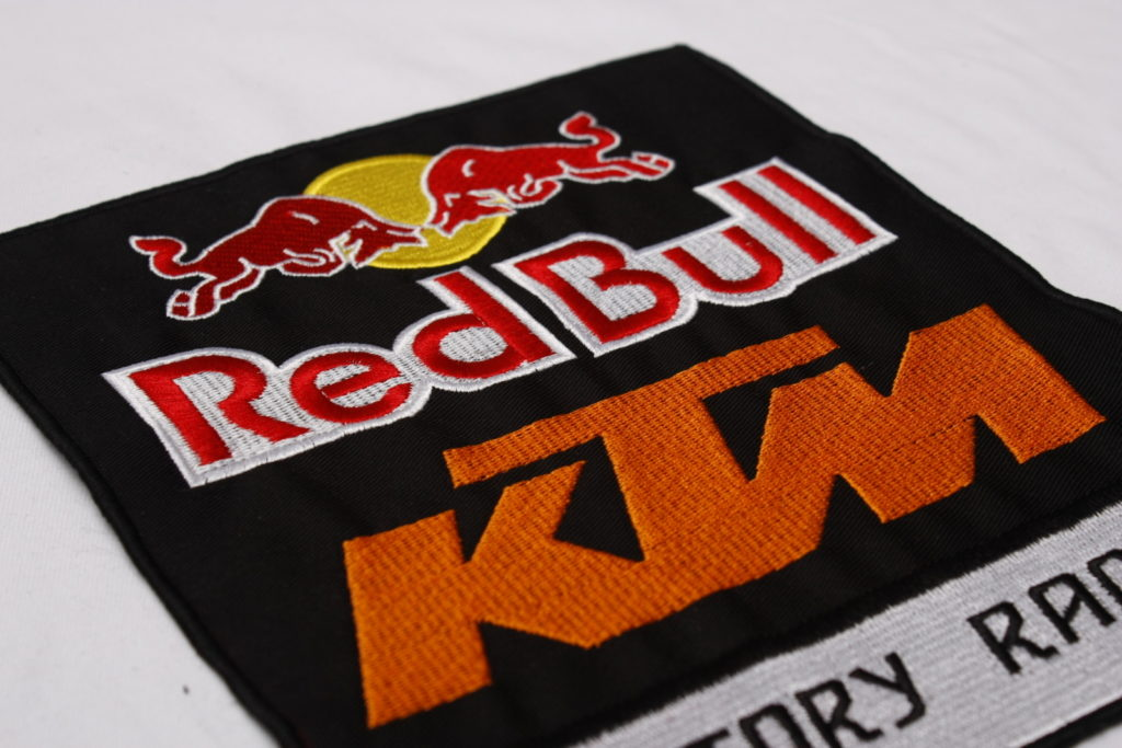 Target Red Bull KTM Factory Racing motoGP 2017 (http://www.hqpatches.com)