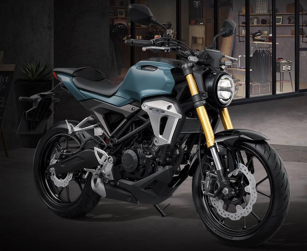 Honda CB150 ExMotion itu keren, sayang gak dijual di Indonesia