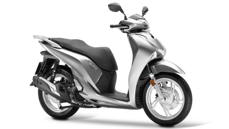 Honda SH150i, matik premium bergaya eropa dari Honda)