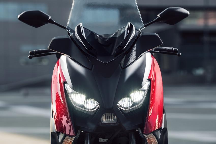 Facia Yamaha X-Max 125, Sereemmmm...