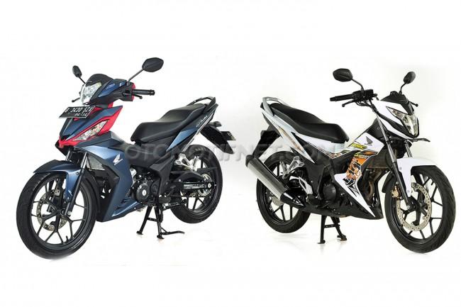 Duet maut AHM belum sanggup menggeser dominasi Yamaha MX King