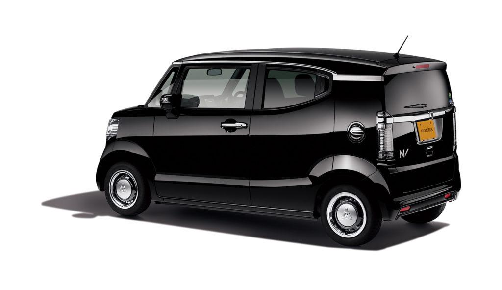 Honda New N-Box, city car 'jelek' milik Honda