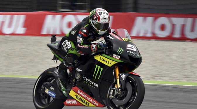 Johann Zarco akan memulai balapan dari no-2 di Sepang