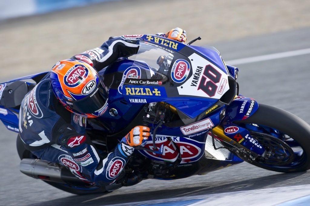 Michael van der Mark Gagal gantikan Rossi di Aragon