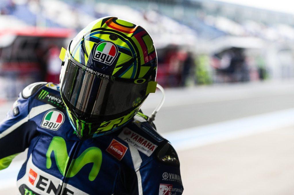 Valentino Rossi akan kembali di Aragon
