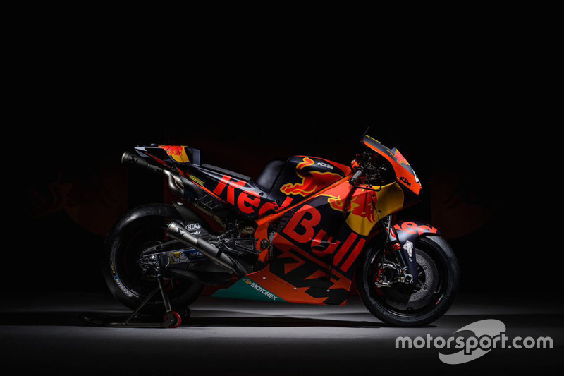 Red Bull KTM Factory Racing, tim baru bagi Marc Marquez