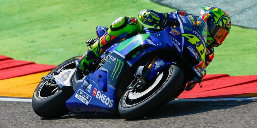 Valentino Rossi kehabisan peluang juara motoGP 2017