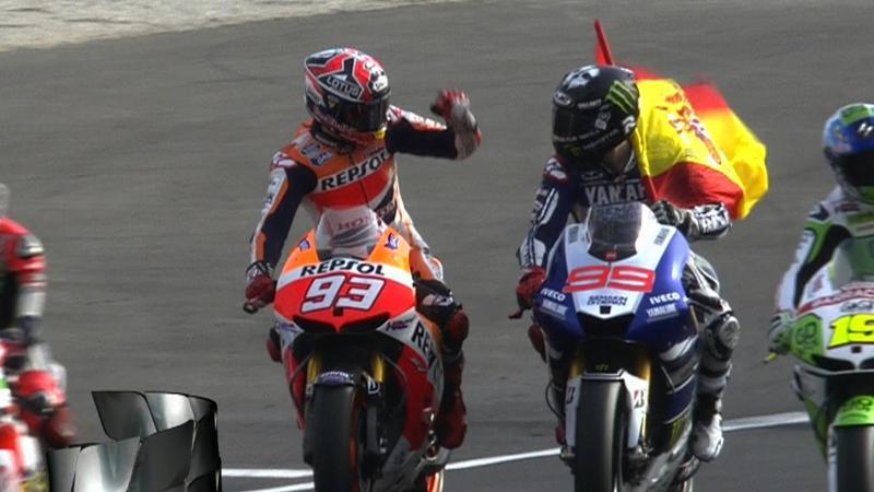 Gelar juara dunia motoGP pertama