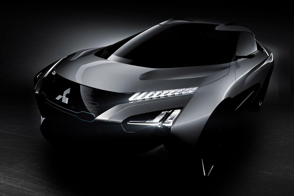 Mitsubishi e-EVOLUTION CONCEPT munculdi ajang Tokyo Motor Show