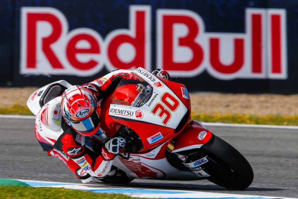 Takaaki Nakagami salah satu wakil asia asli Jepang yang akan ikut meramaikan MotoGP musim 2018