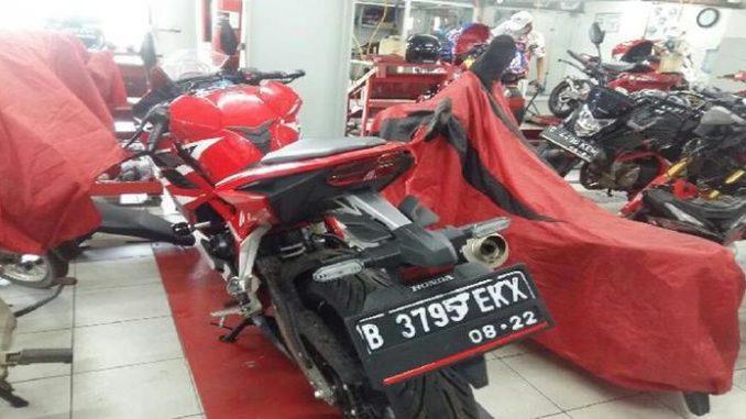 Honda CBR250RRmilik Mulyana yang gagal produksi