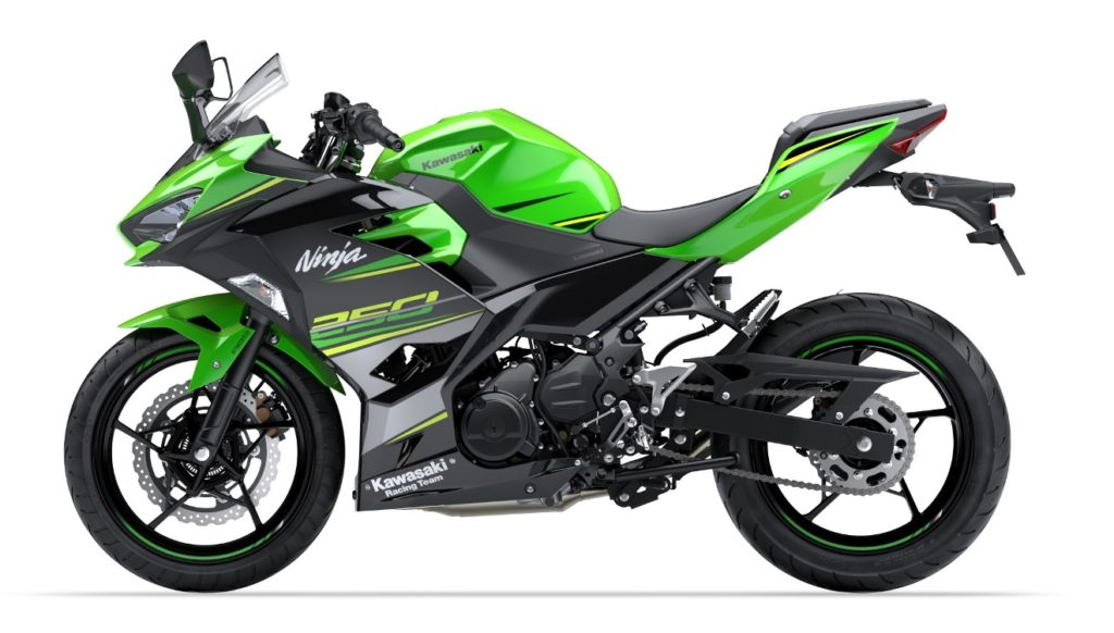 New Kawasaki Ninja 250 2018