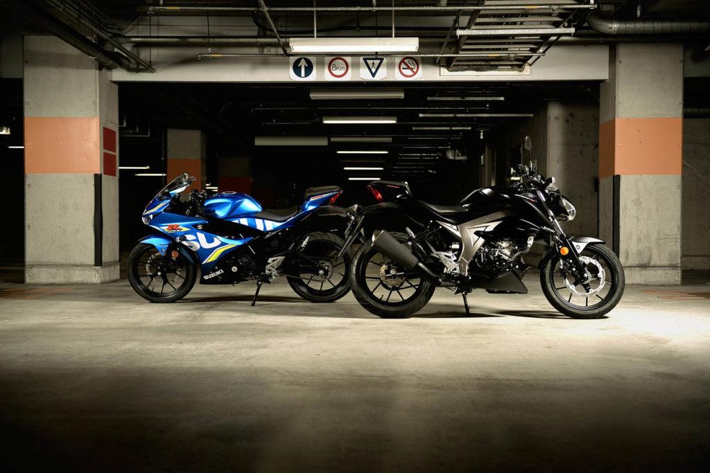 Suzuki GSX Series bakal dapat suplemen kegantengan