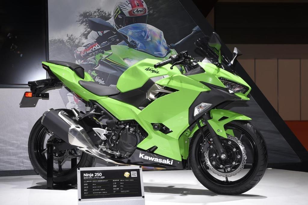 All New Kawasaki Ninja 250 FI, benar-benar baru dan lebih bertenaga