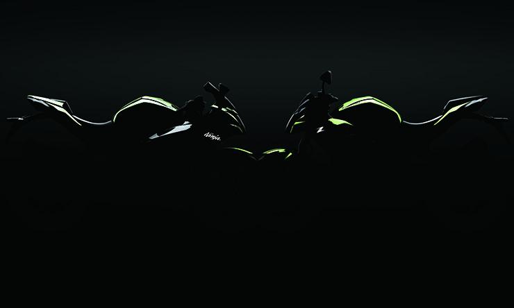 Official teaser dari Kawasaki eropa jelang perilisan Kawasaki Ninja 125 dan Kawasaki Z125 beredar luas