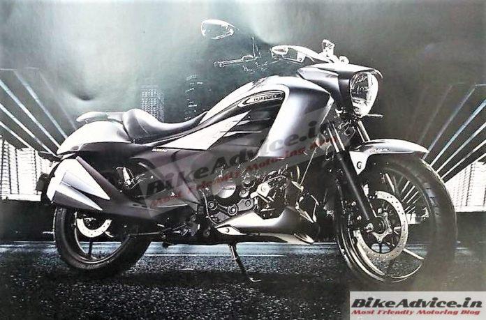 Suzuki Intruder 150 sangat layak untuk menjajal pasar Indonesia