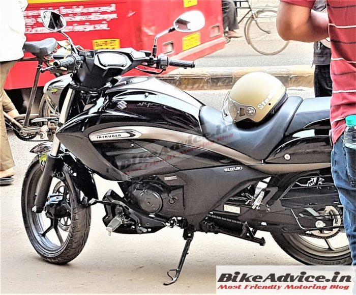 Overall... Suzuki Intruder 150 is so cool