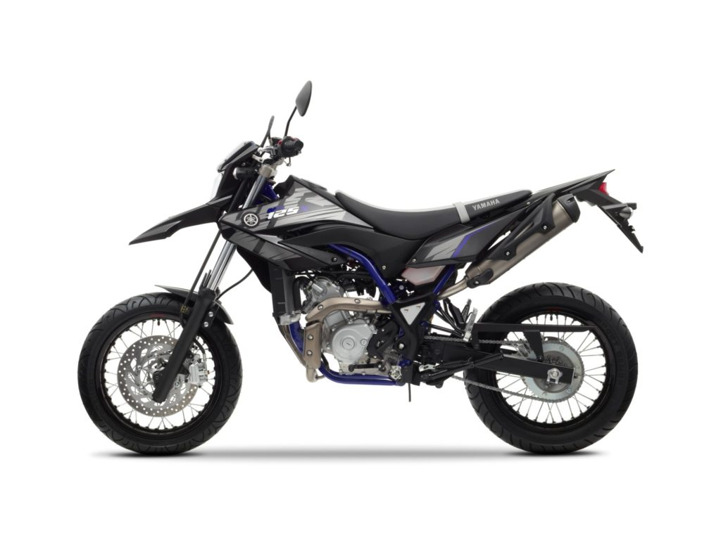 keren gak ? Yamaha WR125/150