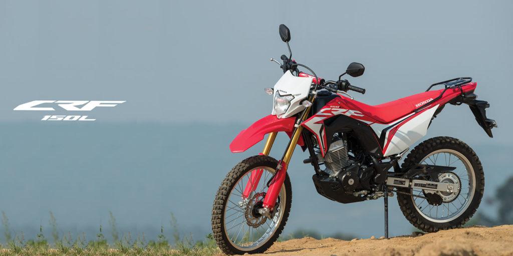 Honda CRF 150L mainan baru AHM di segmen baru