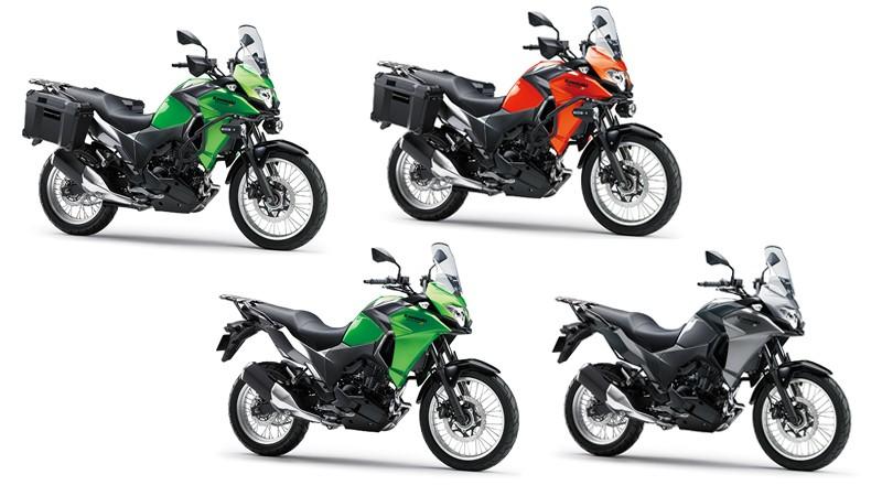 Selisih harga terpaut jauh dengan Kawasaki Versys 250