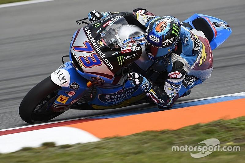 Alex Marquez bakal melakukan debutnya di motoGP musim depan