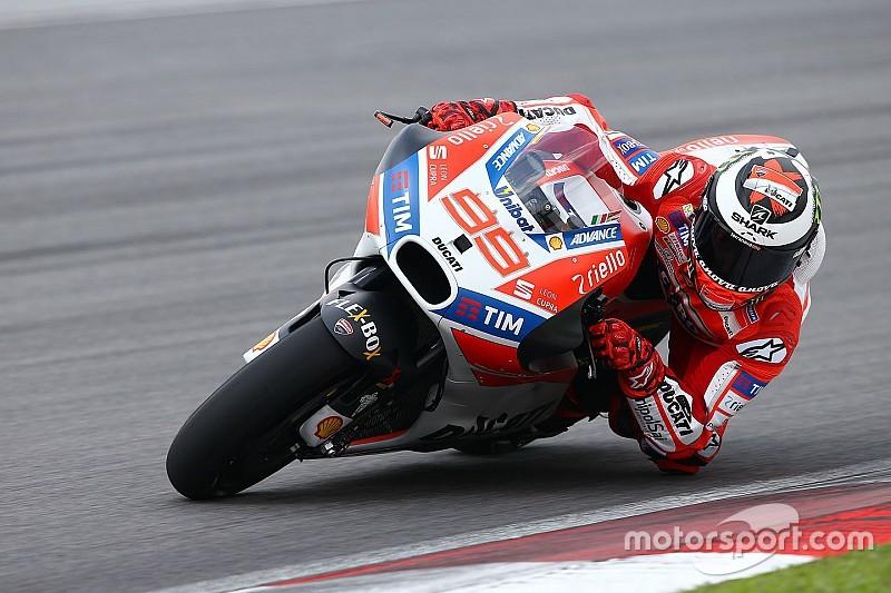 Jorge Lorenzo mengikuti jejak Valentino Rossi, gabung bersama tim Ducati