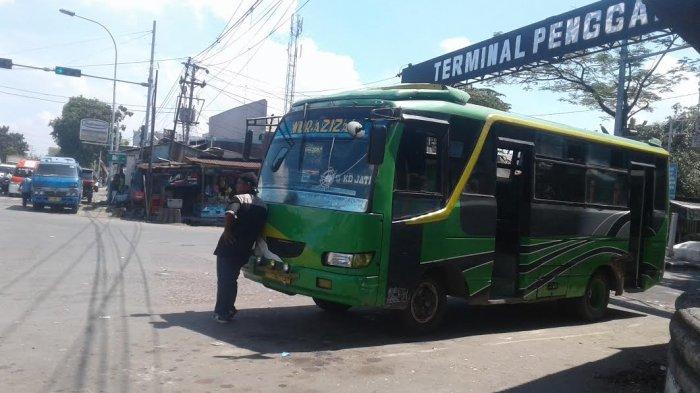 Terminal Penggaron Semarang Kota Lumpia
