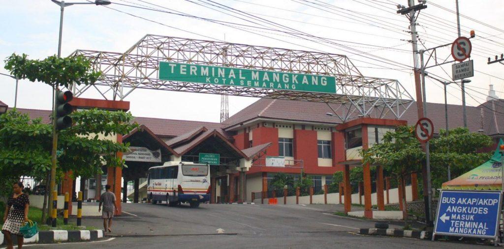 Terminal Mangkang Semarang Kota Lumpia