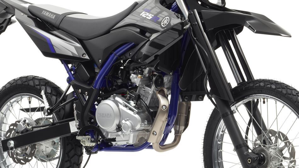 Yamaha WR150, ganteng