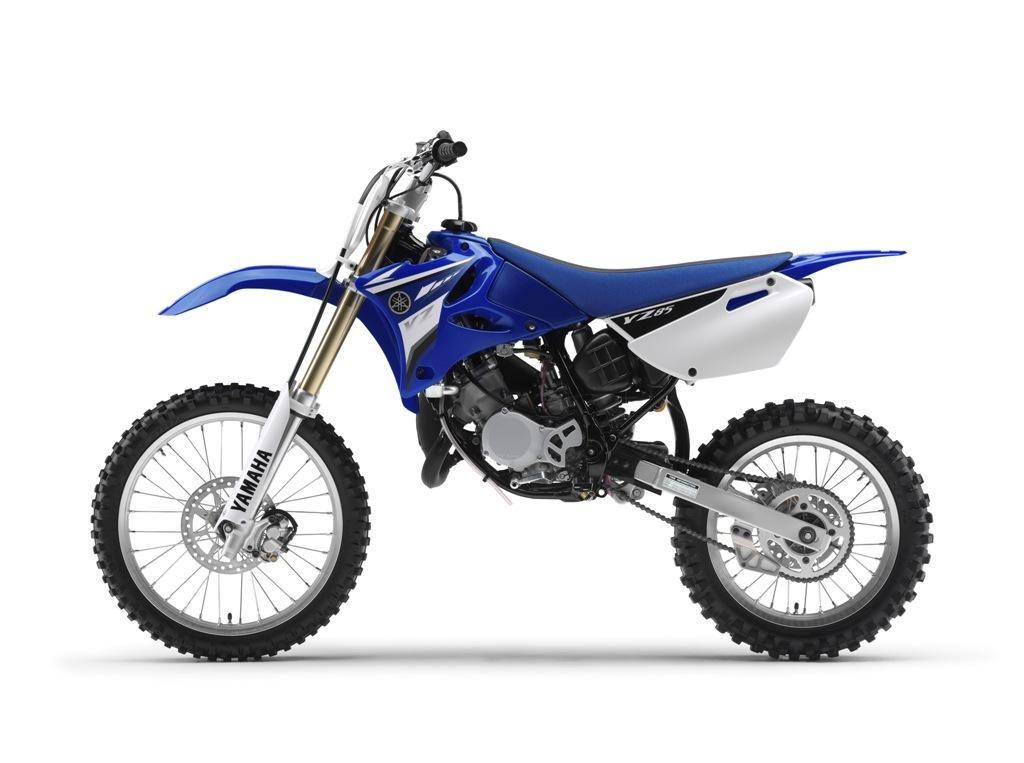 Ataukah Yamaha YZ150 yang masuk Indonesia