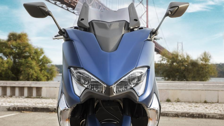 Facia Yamaha TMax DX, cantik beneerrr...
