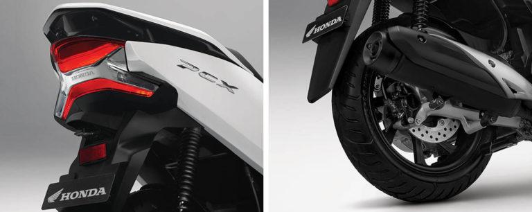 Ban All New Honda PCX lebih gambot dari pendahulunya