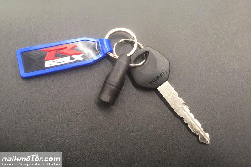 Anak Kunci Suzuki GSX R-150