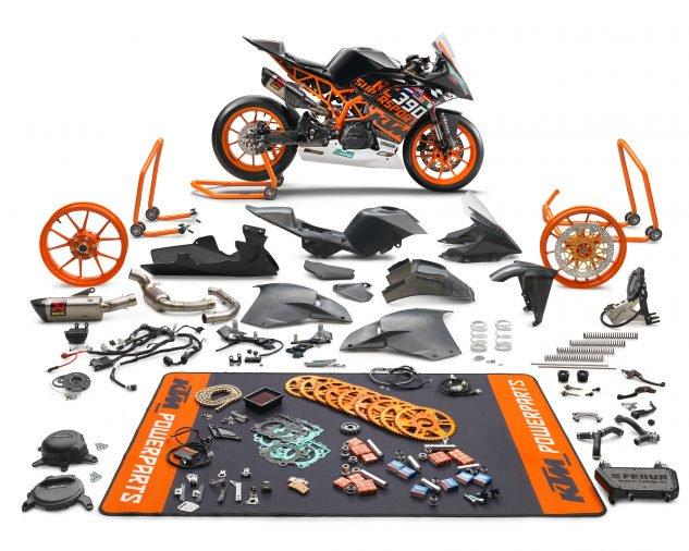 SSP300 Race Kit